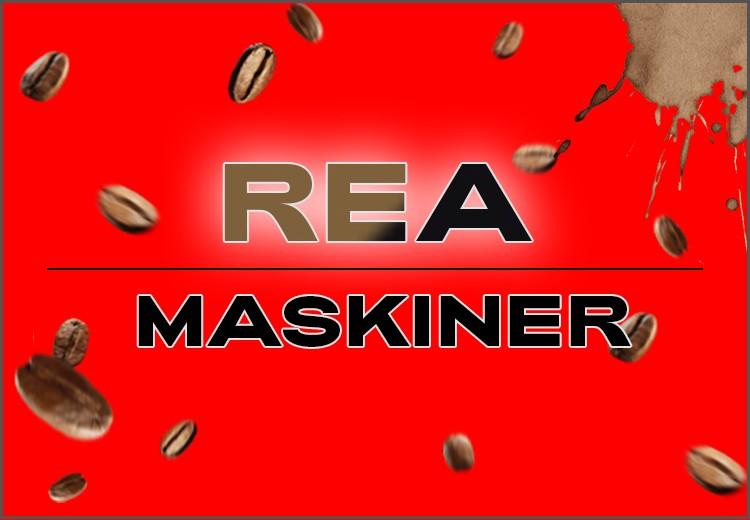 Rea - maskiner