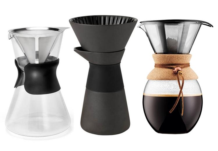 Pour Over Kaffebryggare