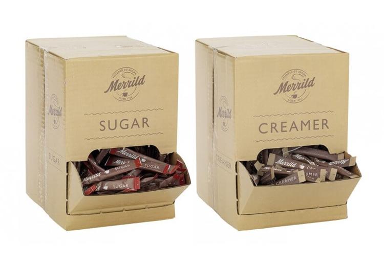 Socker & Creamer