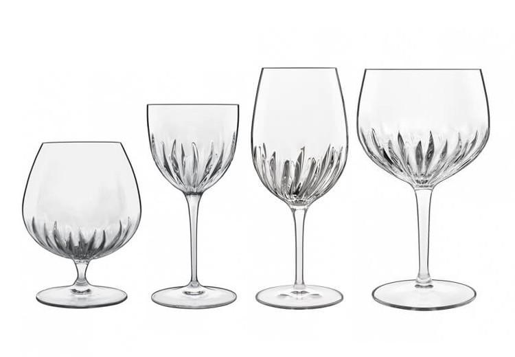 Glas för baren