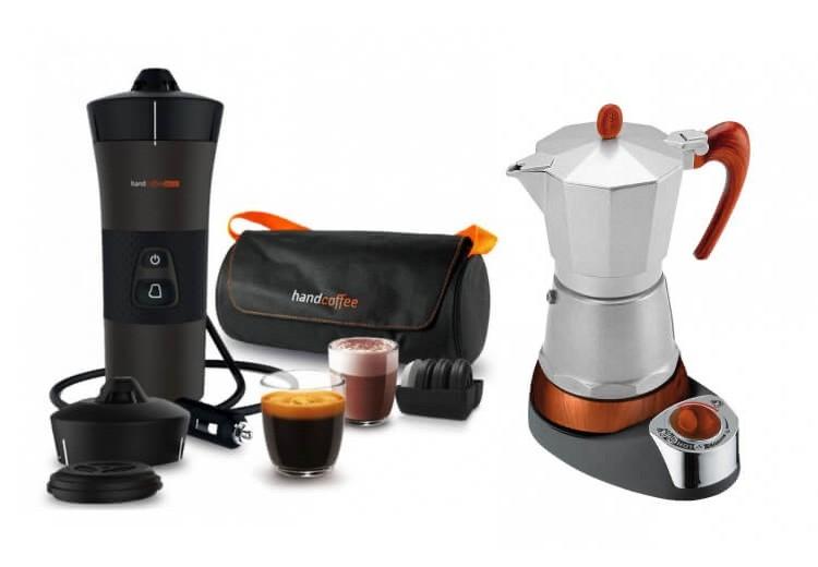 Tilbud - Kaffe på resan