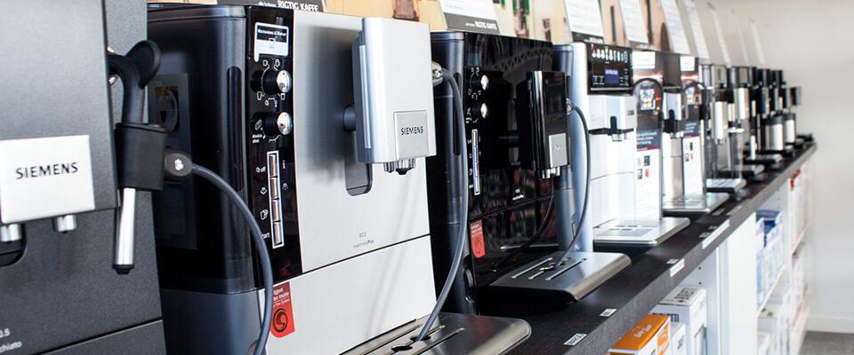 Siemens maskiner